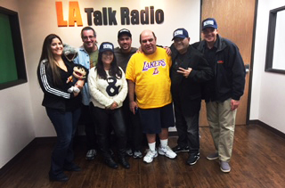 Radio Show Group Picture